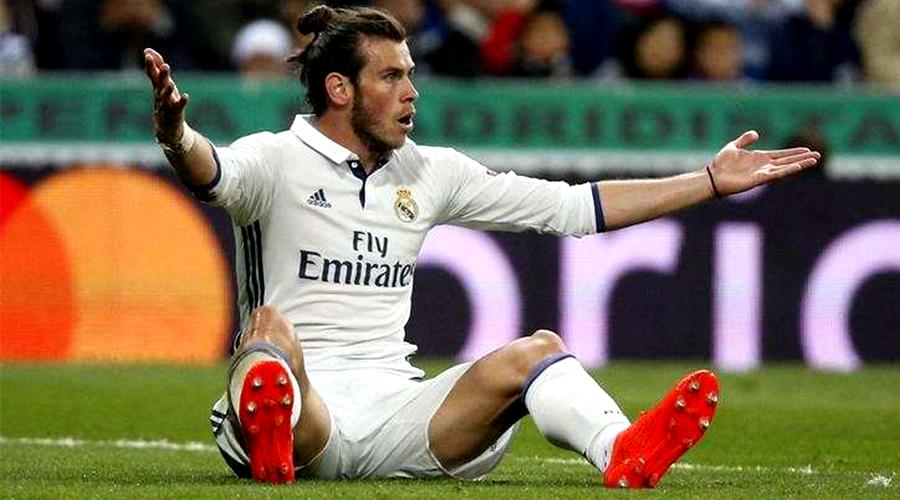 Gareth Bale z kolejnym urazem