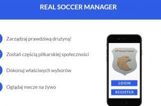 Football Manager w realnym świecie? Klub z Poznania ma takie plany