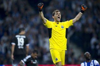 Angielskie brukowce usilnie łączą Casillasa z Liverpoolem (Zdjęcie: Espnfc.com)