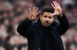 Simeone wierzy w przesądy i w oparciu o nie przygotowuje drużynę do meczu z Realem