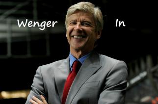 W życiu pewne są tylko: śmierć, podatki i Wenger w Arsenalu