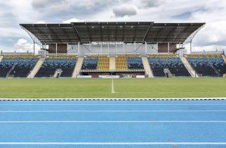 Stadium in Bydgoszcz, Poland