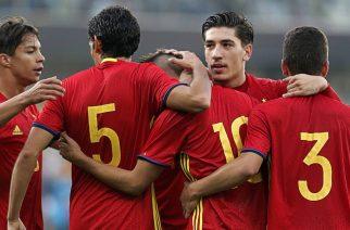 Po raz pierwszy na Euro – mecz o pietruszkę