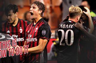 Mądry Milan po szkodzie. Właśnie tak wygląda najlepsza możliwa strategia