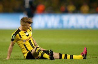 Szklany król Dortmundu. Jak długo z powodu urazów pauzował Marco Reus?