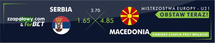 Serbia - Macedonia