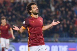 Salah był drugim najskuteczniejszym graczem Romy w poprzednich rozgrywkach (Zdjęcie: Espnfc.com)