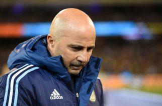Sampaoli zdoła wprowadzić Argentynę do mistrzostw świata?
