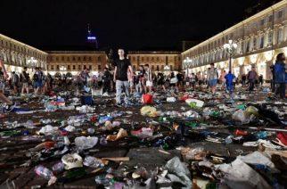 Ponad tysiąc rannych w Turynie. Kibice oglądający finał Ligi Mistrzów wpadli w panikę