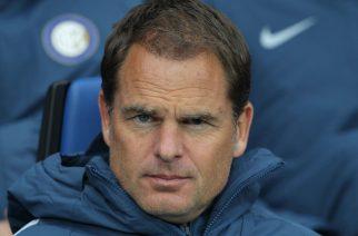 De Boer pierwszym zwolnionym trenerem w Premier League (Zdjęcie: SkySports.com)