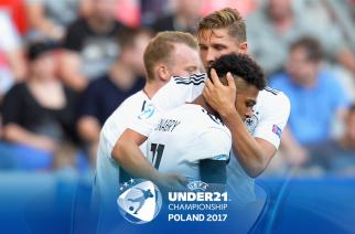Pewna wygrana Niemców i rażąca nieskuteczność Patricka Schicka