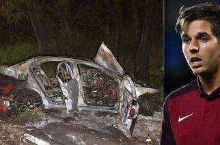 Reprezentant Czech nie przyjechał na Euro U-21. Powodem wypadek, który sam spowodował