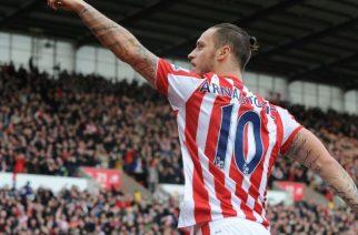 Arnautovic rozczarował kibiców Stoke (Zdjęcie: Espnfc.com)