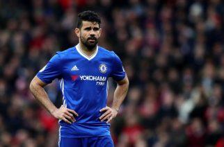 Diego Costa w końcu wrócił do Madrytu