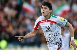 Sardar Azmoun (Zdjęcie:PressTV)