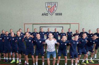 Yeray Alvarez nie jest sam w walce z chorobą. Piłkarze Bilbao wspierają kolegę