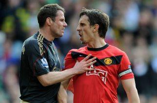 """""""Przed Fergusonem i po nim United jest kupą łajna"""". Kolejna wojna Carraghera i Neville'a na Twitterze"""
