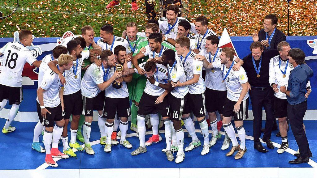 Niemcy mistrzostwo świata