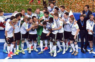 Niemcy obronią mistrzostwo świata?