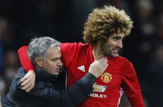 Jose Mourinho i Marouane Fellaini