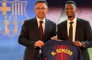 Pierwszy transfer Barcelony. Nowy Dani Alves?