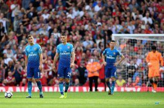 """""""Piłkarze Arsenalu to tchórze"""" – nie tylko Liverpool, ale także eksperci w Anglii demolują """"Kanonierów"""""""