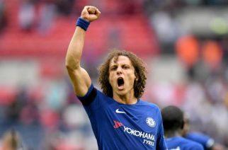 David Luiz wystąpił wczoraj w nietypowej dla siebie roli.