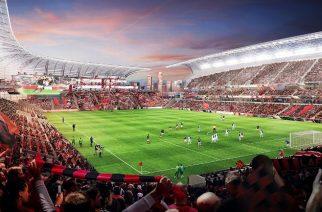 Tak będzie się prezentować stadion Los Angeles FC