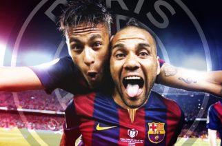 Alves się wygadał. Neymar łże, wszystko było ustawione od dawna