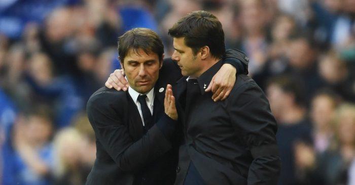 Pochettino i Conte raczej nie zostaną przyjaciółmi