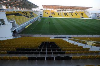 Na tym stadionie Legia pożegnała się z pucharami w sezonie 2017/18 (Zdjęcie: Info-stades.com)