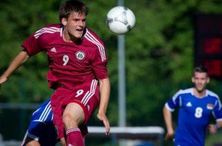 Z szarego końca Nice 1 Ligi do reprezentacji Łotwy? To wręcz oczywisty ruch