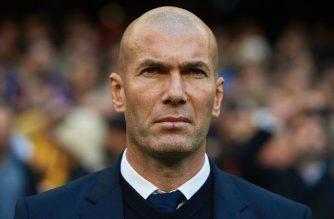 Zidane robi furorę w Madrycie