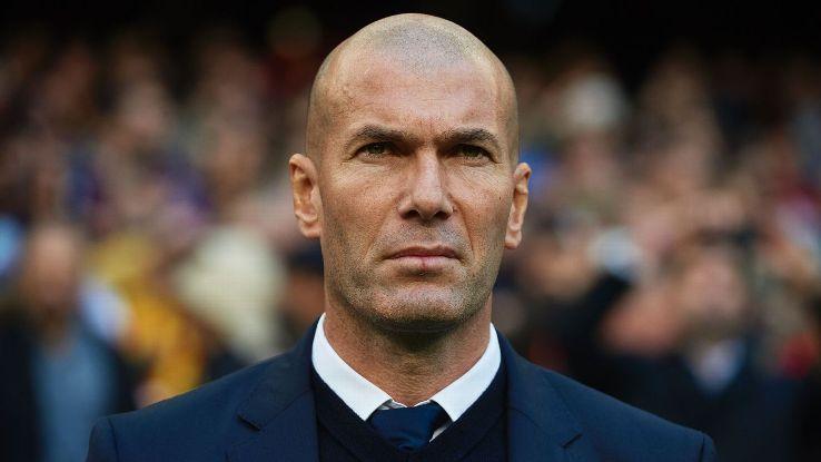 Zidane – Real