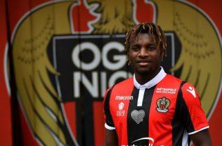 Allan Saint-Maximin trafił do Nicei za 10 milionów euro