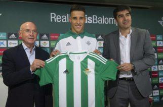 Cristian Tello zamienił Barcelonę na Betis
