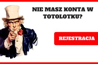 Totolotek bonus powitalny 500 zł + 20 zł na start