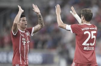Ribery i Robben idą w odstawkę. Nadchodzi czas Jamesa