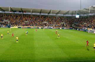Arka ukarana przez UEFA za mecz z Midtjylland
