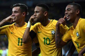 Brazylia zdominowała kwalifikację. Najlepszy wynik od lat (Zdjęcie: SkySports.com)