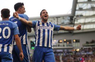 Brighton w końcu strzela i wygrywa!