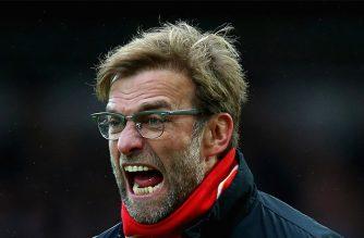 Klopp wciąż nie poprawił gry defensywnej Liverpoolu. Kibice zniecierpliwieni (Zdjęcie: Dreamteamfc.com)