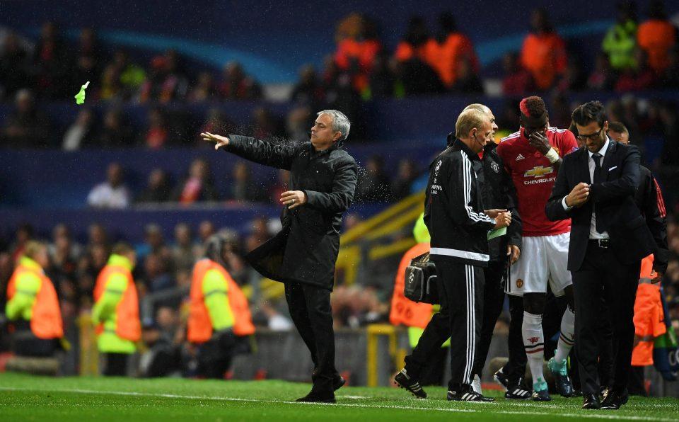United cierpi przez brak Paula Pogby