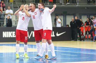 Reprezentanci Polski w Futsalu po awansie na Euro (fot. Łaczynaspiłka.pl)