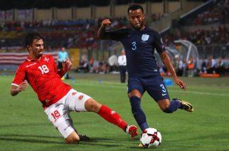W trakcie meczu Malta-Anglia doszło do nietypowego wydarzenia.