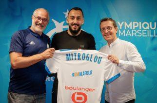 Konstantinos Mitroglou (Zdjęcie: Olympique Marsylia)