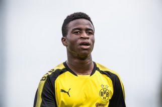 Youssoufa Moukoko (Zdjęcie: Zimbio)