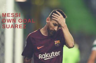 Own goal – drugi najlepszy snajper Barcelony
