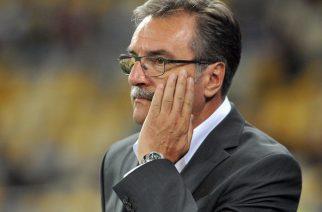 Ante Cacic nie jest już selekcjonerem reprezentacji Chorwacji.