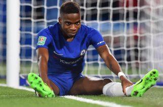 Charly Musonda ewidentnie nie jest zadowolony ze swojej pozycji w klubie.
